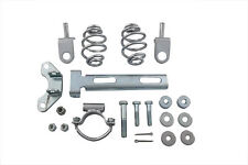 Solo Seat Coil Spring Mount Kit For Harley-Davidson