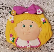 1995 Rare Vintage Avon Cabbage Patch Kids Portable Comb And Mirror Compact New