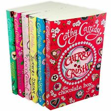 The Chocolate Box Girls 6 Book Collection from Cathy Cassidy Summer's Dream,