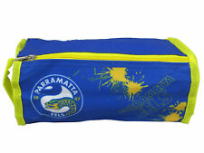 NRL Parramatta Eels Toiletry Bag Toilet Bag Shower Wash Bag Wet Pack