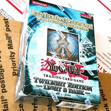 Yugioh TWILIGHT EDITION - LIGHT & DARK Boosters TAEV PTDN LODT Free Shipping