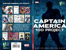 Captain America 100 Project softcover
