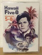 NEW - Hawaii Five-O 5-8 DVD Seasons 5 6 7 8 1972 – 1976