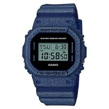 CASIO G-Shock DW-5600DE-2 Orologio da Uomo Digitale Denim Look Limited Models