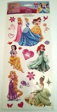 Disney Princess Removable Wall Decal Stickers