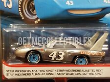 DISNEY PIXAR CARS SILVER COLLECTION STRIP WEATHERS AKA THE KING 2020 SAVE 6% GMC