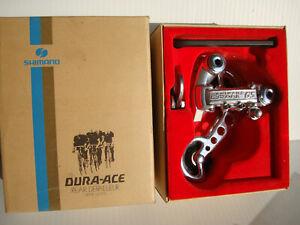 NOS Shimano Dura-Ace Crane GS Rear Derailleur Trek Schwinn Road Touring Bike Vtg