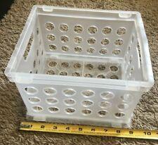 Sterilite Small Plastic Bin