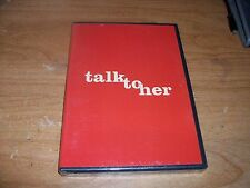 Talk To Her Consideration Dvd Movie Javier Camara Geraldine Chaplin New
