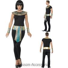 AC9 Egyptian Pharaoh Costume Kit Cleopatra Roman Goddess Belt Collar Cuff Unisex