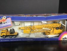 SIKU 1:55 Scale Mercedes Benz Tower Construction Crane Vintage And Rare