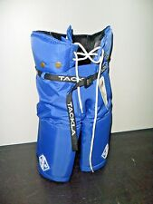 "Tackla 700 Jr Hockey Pants Size Eu 60 Height 63""-67"" Color Blue w/ White Laces"