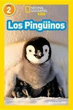 NEW National Geographic Readers: Los Pinguinos (Penguins) (Spanish Edition)