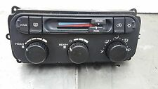 Dodge Caravan Chrysler Town & Country Dash Heater Control OEM 2003