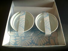 ILLY ART COLLECTION 2007 * BOWLS / TISCHSETS * MICHAEL LIN *