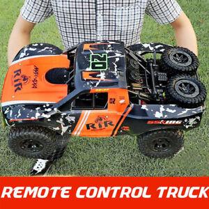 1:8 Large 4WD RC Car Updated Off-Road Trucks Version 2.4G Radio Control RC Car
