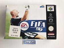 Fifa 99 - Nintendo 64 N64 - PAL FRA