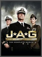 JAG ~ *THE COMPLETE SERIES* DVD BOX SET