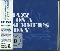 OST-JAZZ ON A SUMMER'S DAY-IMPORT CD+DVD WITH JAPAN OBI G88