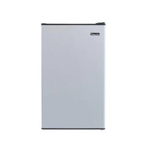 Magic Chef Mini Fridge 3.3 cu. ft. 3-Removable Shelves Compact Stainless Look