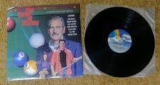 The Color of Money - PROMO Soundtrack LP - MCA-6189 - VG++/VG+