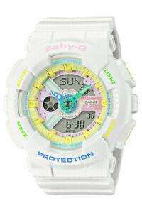 """Casio G-Shock Baby-G Women's ANA-DIGI """"Harajuku"""" Watch BA110TM-7A"""