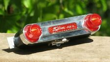 Vintage Schwinn Sting Ray Battery Operated Bicycle Tail Light Complete Mint