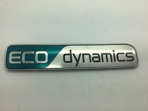 Kia Eco Dynamics Badge Boot Rear Sportage Ceed 2 Emblem Genuine 7999011329
