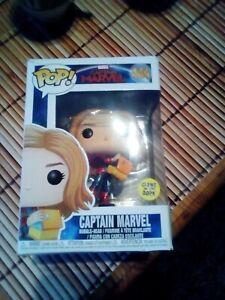 Pop  Captain Marvel 444 Figur