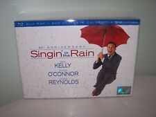 Singin in the Rain 60th Anniversary Dvd Blu Ray Collection Collectors Edition
