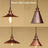 Vintage Retro Lamp Kitchen Modern Ceiling Pendant Light Fitting Retro Shades