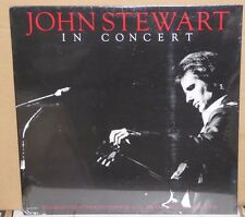 John Stewart in Concert sealed LP vinyl record cut out Phoenix Symphony Hall