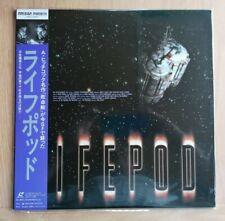 Lifepod (1993) NTSC Japanese Laserdisc MGLC-94052