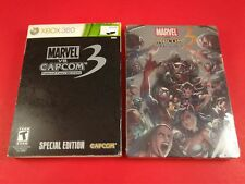 Marvel Vs. Capcom 3 Fate of Two Worlds Special Edition [Brand New] (Xbox 360)