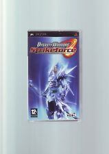 DYNASTY WARRIORS : STRIKEFORCE - SONY PSP GAME - FAST POST - COMPLETE - VGC