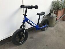 Strider Classic Balance Bike Blue