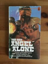 Angel Alone Thom Ryder Hells Angels Outlaw Bikers 1%er Book First Edition