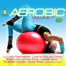 CD Aerobic Volume 7 Von Various Artists 2cds