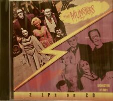 THE MUNSTERS / MONSTERS, MUNSTERS, MUMMIES & OTHER TV FRIENDS - 24 Tracks