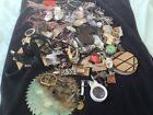 Vintage+Junk+Drawer+Lot+Belts+Buckles+Keychains+Random+Miscellaneous