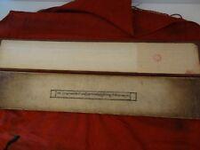 ANTIQUE MONGOLIAN TIBETAN BUDDHIST WOODBLOCK COMPLETE  MANUSCRIPT
