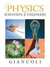 Physics for Scientists & Engineers, Chapters 1-37, 4th Edition, Giancoli, Dougla