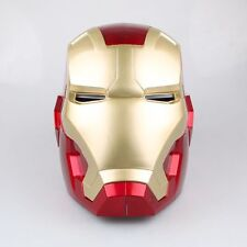 1/1 IRONMAN Helmet Ring Induction Mask Child Show Props Gifts