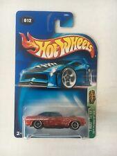 Hot Wheels '70 PLYMOUTH BARRACUDA on '71 GTX Card 2003 Treasure  Protecto Pack