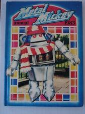 METAL MICKEY BRITISH ANNUAL 1983 STAFFORD PEMBERTON