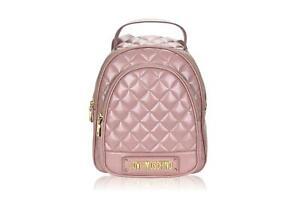 LOVE MOSCHINO JC4206PP08KA0601 Zaino Donna Women's Backpack S0.BO38