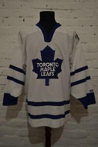 VINTAGE JERSEY SHIRT CCM TORONTO MAPLE LEAFS M MEN HOCKEY SPORT NHL 90S ORIGINAL