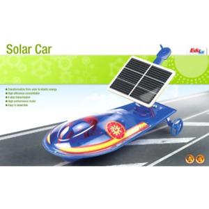 Academy 18114 Edukit Solar Car Plastic Model Kit Brand New