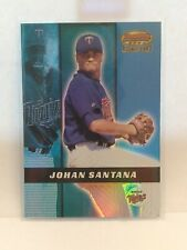 2000 Bowmans Best Johan Santana SP Rookie Card # 1365  / 2999 Pack Fresh