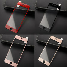 Perfect Fit Tempered Glass Screen Protector Full Cover For iPhone 6 7 8 S Plus X